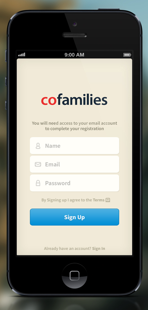 Modern Sign UP / Login Forms UI Designs-22