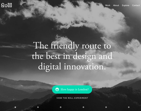 HTML5 and CSS3 Websites Design for Inspiration - 18