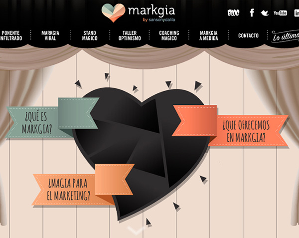HTML5 and CSS3 Websites Design for Inspiration - 26