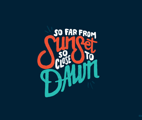 Typography Designs for Inspiration - 14