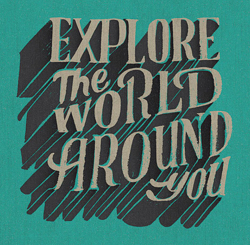 Typography Designs for Inspiration - 2
