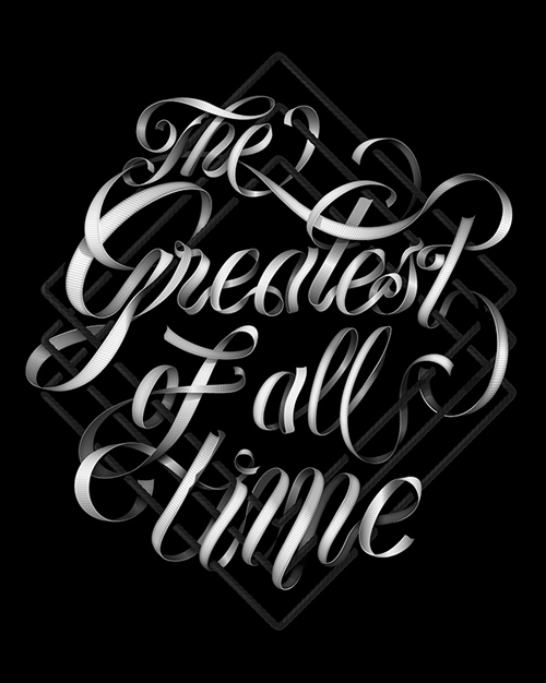 Typography Designs for Inspiration - 9