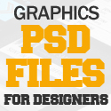 Post Thumbnail of Free PSD Files: 36 Fresh Graphics PSD for Designers
