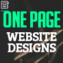 Post Thumbnail of One Page Website Designs - 30 Fresh Examples