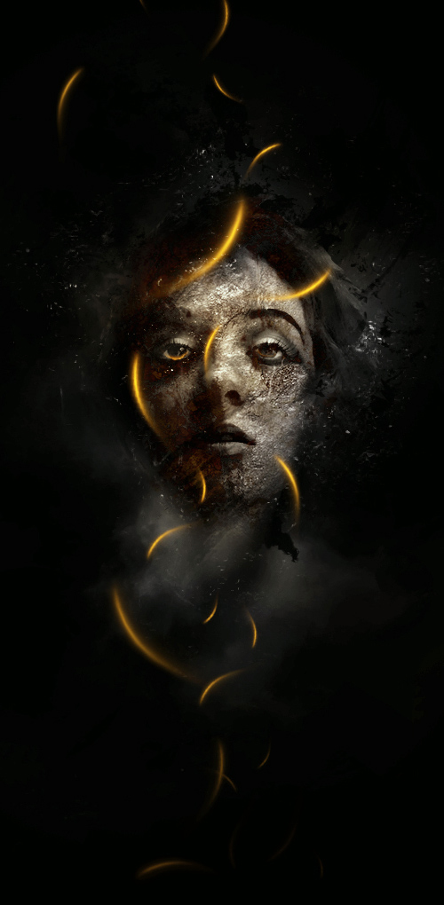 How to Create a Rusted Metal Face Manipulation in Photoshop