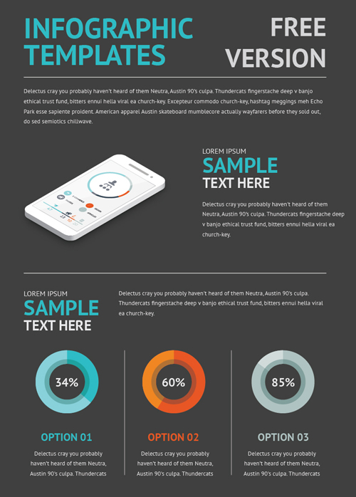 Free Infographics Vector Elements and Infographics Vector Graphics - 11