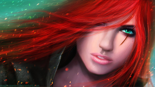 Digital Art Examples by Creative Designers - 42