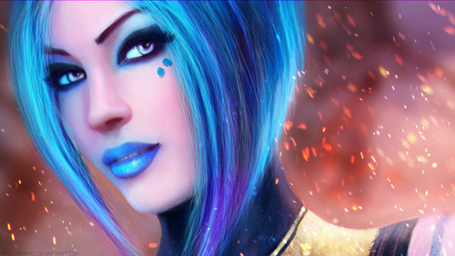 Digital Art Examples by Creative Designers - 44