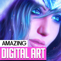 Post thumbnail of 45 Amazing Digital Art Examples by Creative Designers
