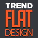 Post Thumbnail of The latest trend in user interface: Flat Design