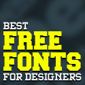 Post Thumbnail of 45 Best Free Fonts for Designers