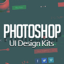 Post thumbnail of Free UI Kits, Free Photoshop PSD Web Elements for Designers