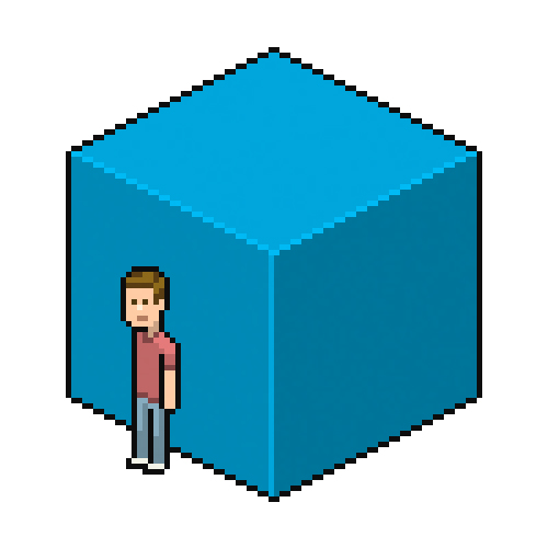 Create an Isometric Pixel Art Character in Adobe Photoshop CC