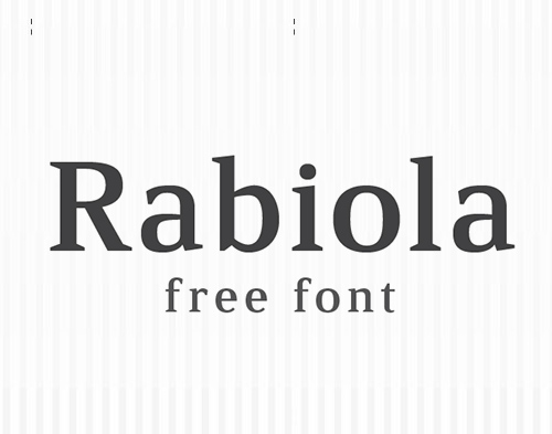 50 Free Fonts - Best of 2014 - 29