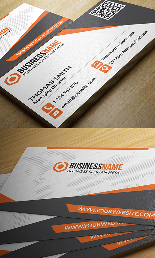 Designers Business Card PSD Templates - 13
