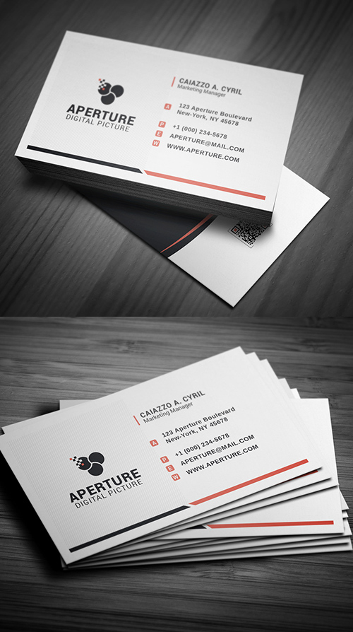 Designers Business Card PSD Templates - 16