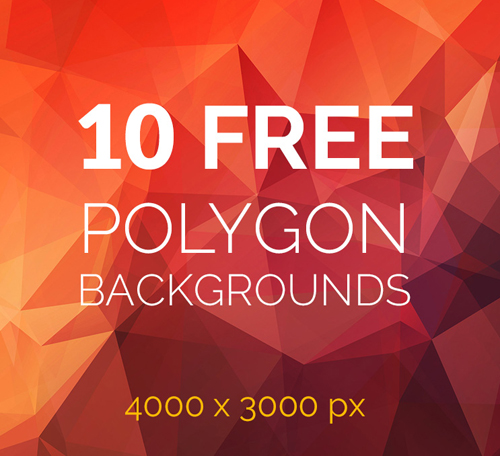 Free Polygon Backgrounds