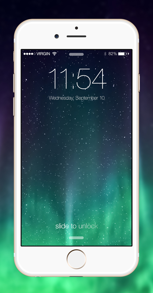 Free iPhone 6 and iPhone 6 Plus Mockup Templates (PSD, AI & Sketch) - Free Download - 18