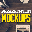 Post thumbnail of Presentation Mock-up Templates: 200+ Mockup Designs