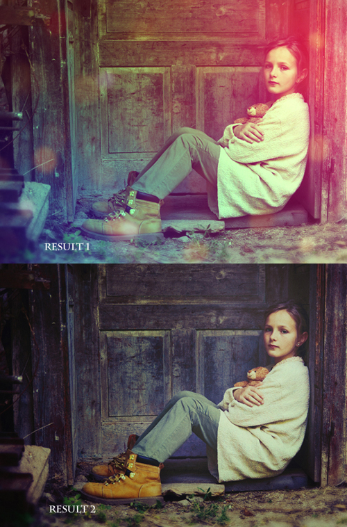 Learn How to Apply 2 Retro Effects to Your Photos