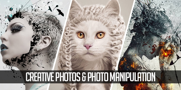 35 Extremely Creative Photos and Photo Manipulation Examples