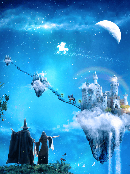 How to Create This Fairy Tale Manipulations in Photoshop