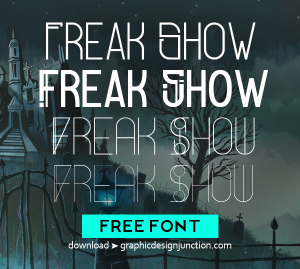 50 Free Fonts - Best of 2014 - 13