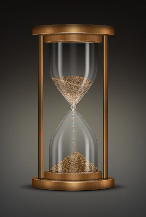 Create an Hourglass in Photoshop