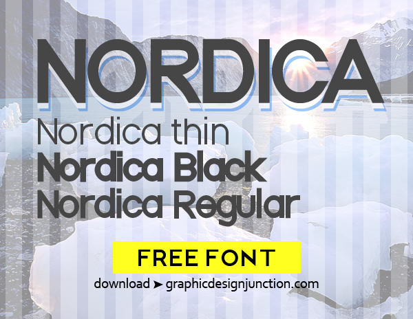 50 Free Fonts - Best of 2014 - 27