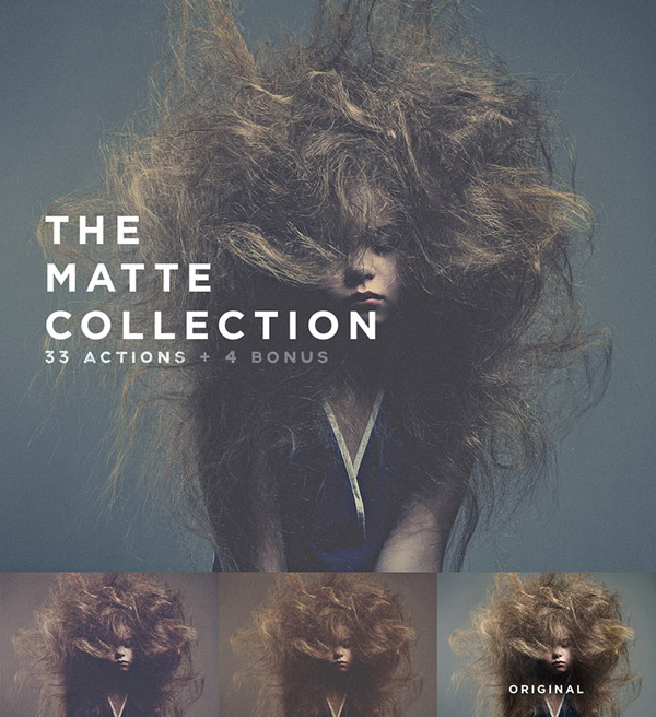 The Matte Collection