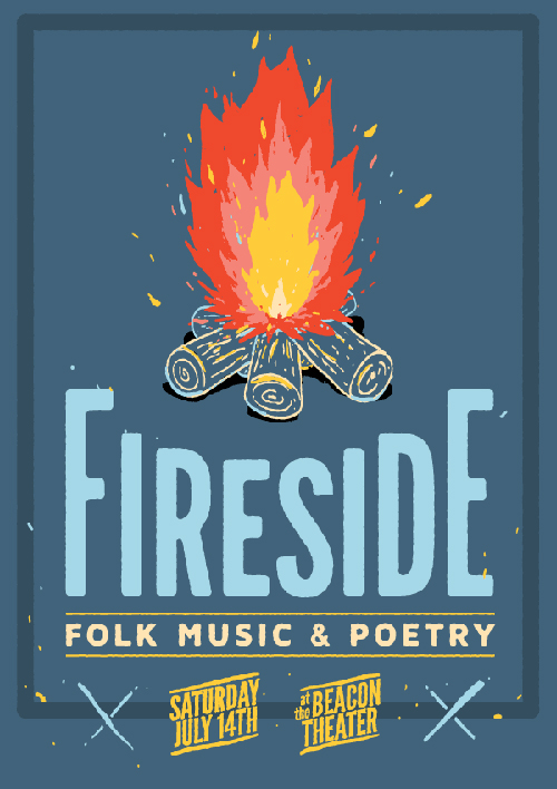 How to Design a Folk Music and Poetry Show Poster in Illustrator