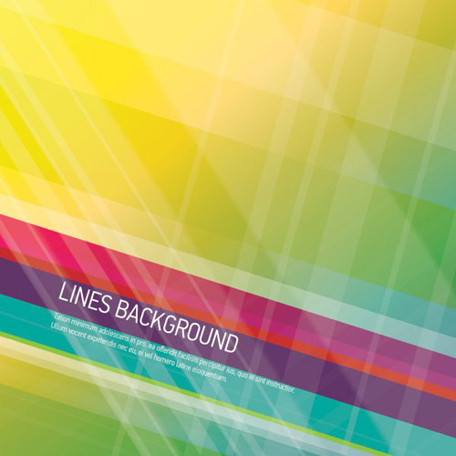 Lines Background Vector Graphic