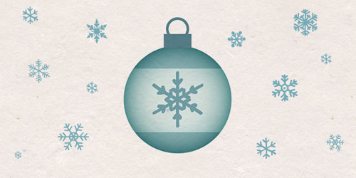 How to Create a Basic Christmas Ornament in Adobe Illustrator