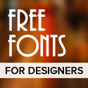 Post Thumbnail of 15 Fresh Free Fonts for Designers