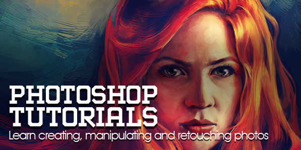 Photoshop Tutorials: 27 New Tutorials to Make Up Your Photoshop Skills