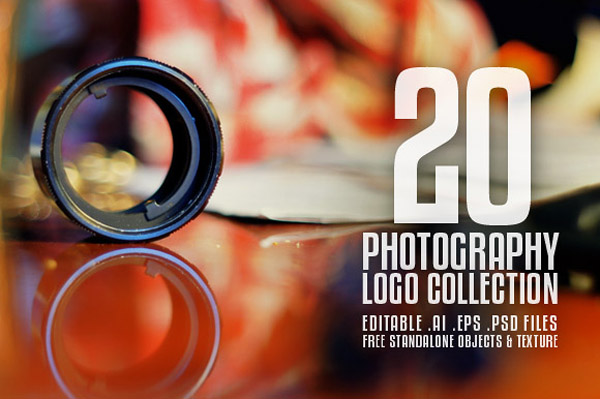 Vintage Photography Logo Badges