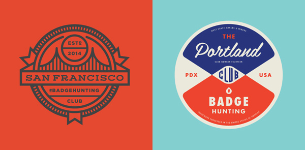 50+ Creative Designs of Badges and Logos - 10