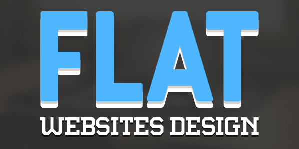 Flat Websites Design – 26 New Examples