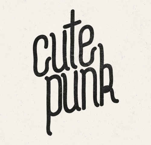CutePunk Free Font for Hipsters