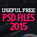 Post Thumbnail of 27 Latest Photoshop Free PSD Files for Designers