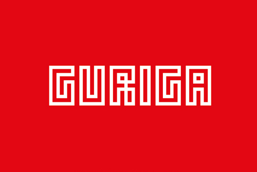Guriga Free Font for Hipsters