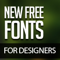Post Thumbnail of 17 New Free Fonts For Designers