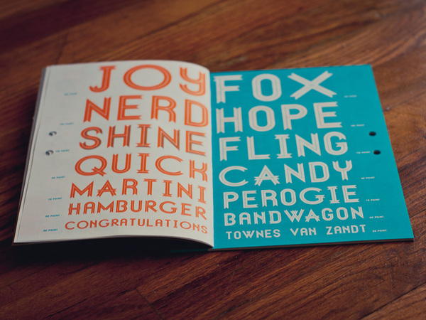Ribbon Free Font for Hipsters