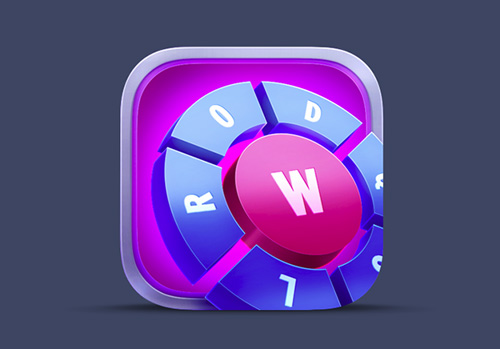 Words App Icon