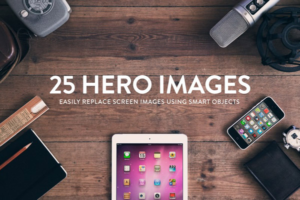 Header/Hero images