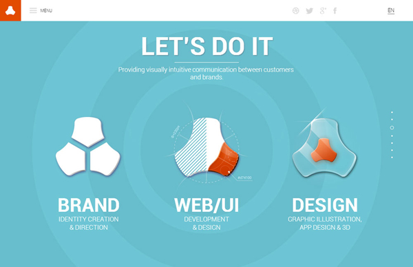 HTML5 Web Design - 25 Fresh Examples for Inspriation - 10