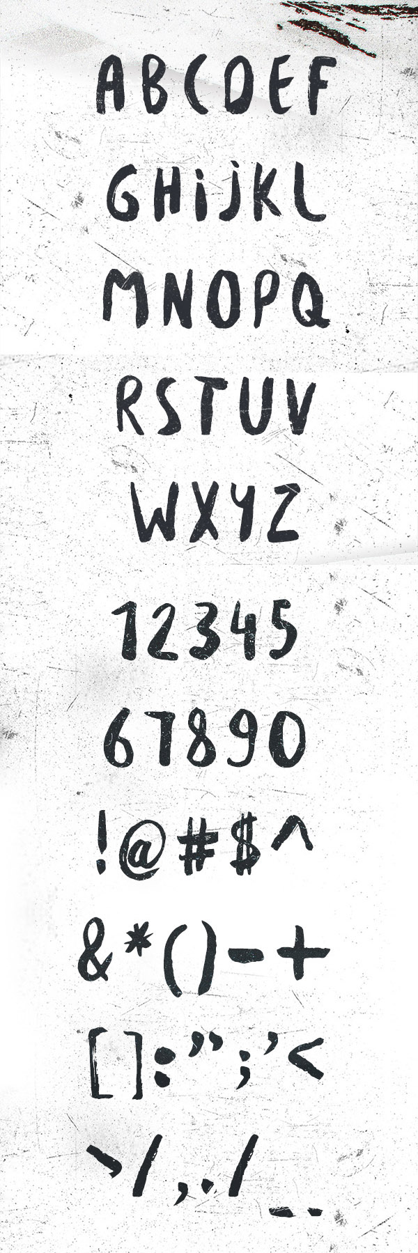 40 Free Hipster fonts - 3