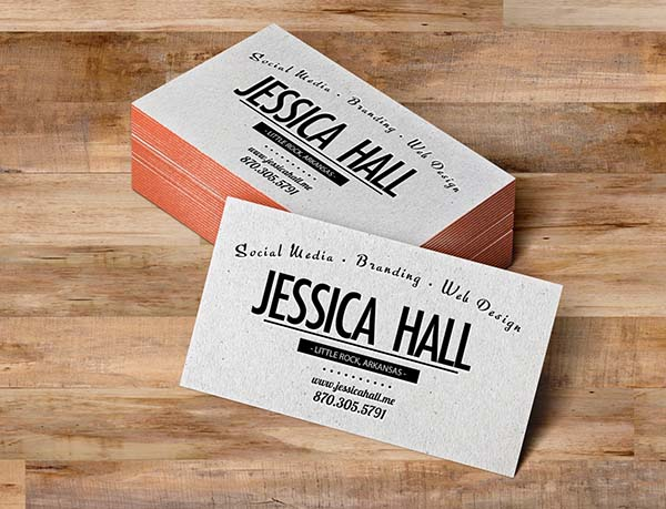 36 Modern Business Cards Examples for Inspiration - 4