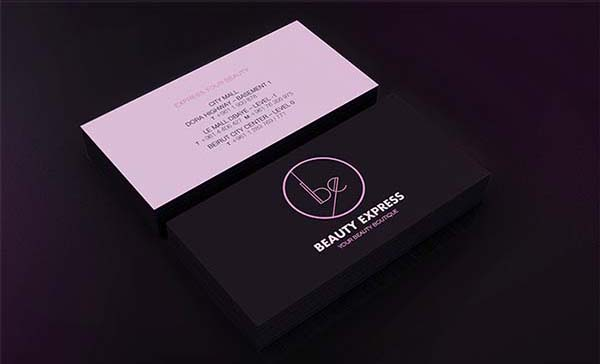 36 Modern Business Cards Examples for Inspiration - 14