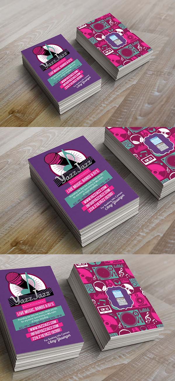 36 Modern Business Cards Examples for Inspiration - 20
